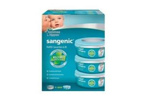 tommee tippee sangenic universal fits all tubs navulcassettes