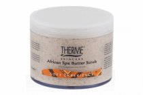 therme african spa butter scrub