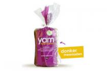 yam glutenvrij brood donker meerzaden