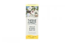 therme almond  jojoba bath oil