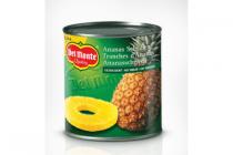del monte ananas schijven
