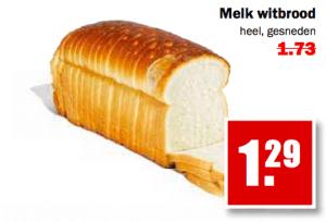 melk witbrood
