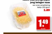 noord waarlander geraspte kaas