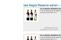 isla negra reserve wijnen