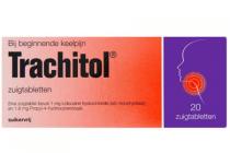 trachitol 20 zuigtabletten