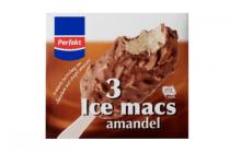 perfekt ice macs amandel