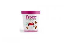 frozz frozen yoghurt kers  amandel