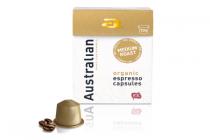australian capsules medium roast