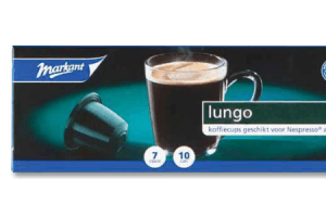 markant koffiecups lungo