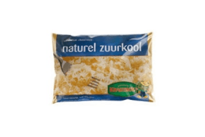 naturel zuurkool