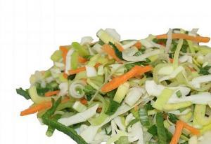 macaronispaghetti groenten