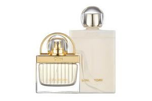 chloe love story geschenkset eau de parfum 50 ml plus bodylotion 100 ml
