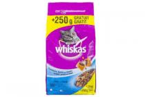 whiskas volwassen droge tonijn brokjes