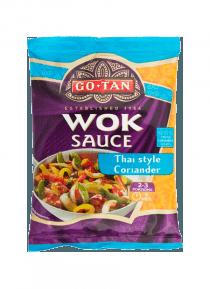 go tan woksauce thai style coriander