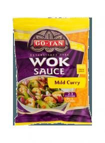 go tan woksauce mild curry