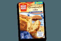 koopmans mix voor stroopwafelcake
