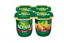 activia muesli yoghurt