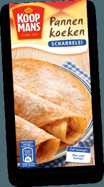 koopmans mix voor pannenkoeken scharrelei