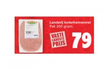 boterhamworst