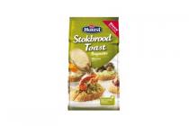 haust stokbrood toast naturel