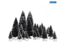 typisch hollands kerstboompjes