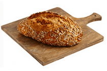 korengoud biologisch brood