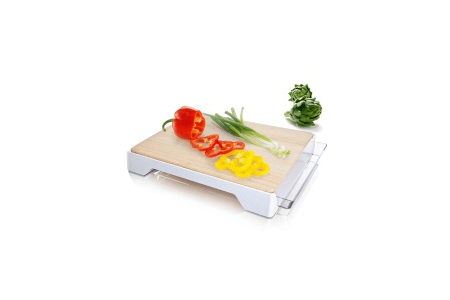 vacuvin   cutting board