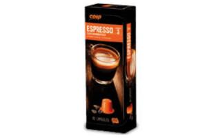 coop koffie  of espressocups
