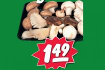 nettorama luxe paddenstoelen mix