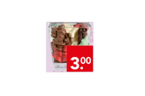 bonbon de ton chocolade kerstfiguren