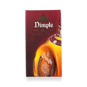 dimple blended scotch whisky