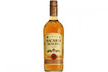 bacardi rum reserva