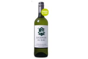 legende du lac franse witte wijn