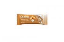 quinoa chocolade amandel reep bio