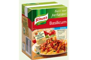 knorr basis voor pastasaus basilicum