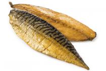 vismarine gerookte makreel