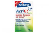 davitamon actifit omega 3 visolie