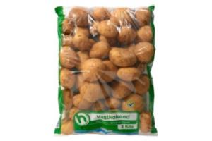 hollandse vastkokende aardappelen