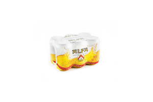 alfa edel pils in blik tray 6x33 cl
