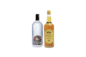 esbjaerg vodka of glentalloch schotse whisky