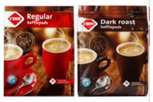 c1000 koffiepads 36 stuks