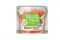 ah snack today worteltjes