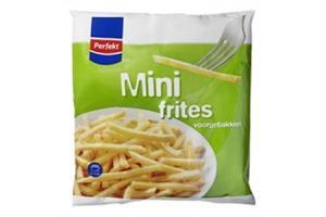 perfekt mini frites