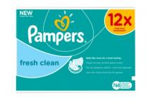 pampers fresh and clean