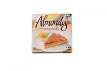 almondy almond taart