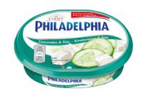 philadelphia zuivelspread komkommer en feta