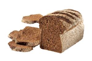 ambachtelijk dubbel donker brood