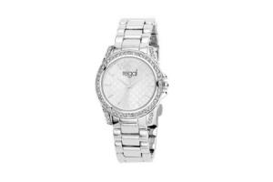 regal horloge zilver