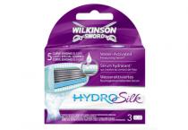 wilkinson hydro silk navulmesjes