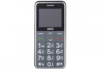 aeg big buttom telefoon